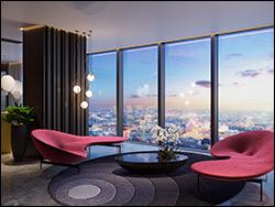 Скидка до 13% на апартаменты мечты Живите в башне «Федерация»